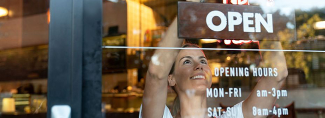 Exatouch<sup>®</sup> POS Helps Small Businesses Adapt During Coronavirus